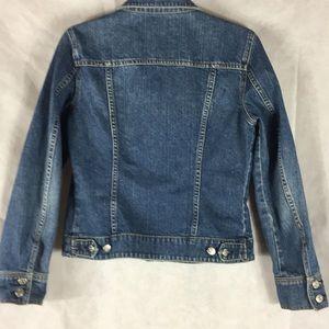 J. Crew Jackets & Coats - J crew denim Jean jacket size small